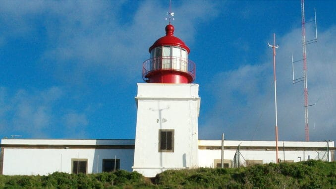 Leuchtturm Ponta do Pargo