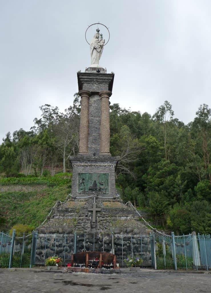 Terreiro da Luta, Madeira