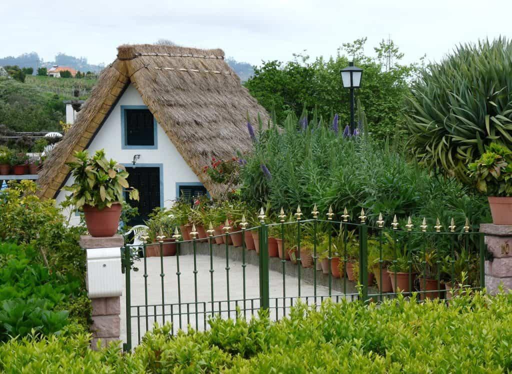Madeira Garten