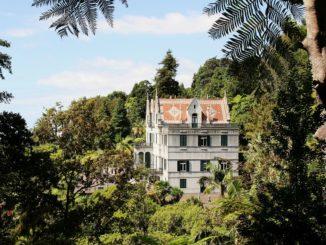Monte oberhalb von Funchal