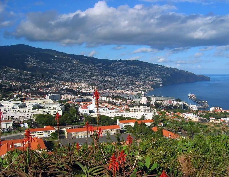 Funchal Bild: Ville Koistinen CC BY-SA 3.0