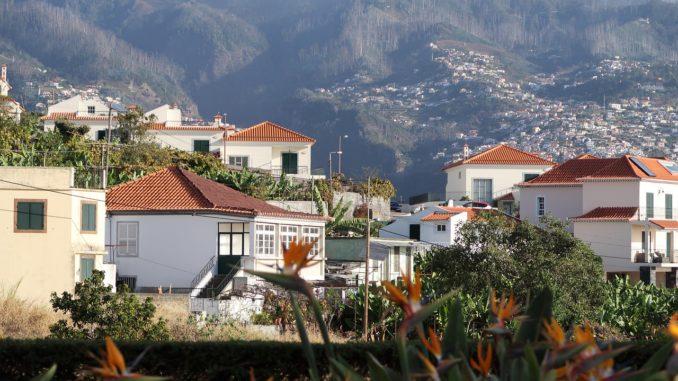 Madeira wohnen