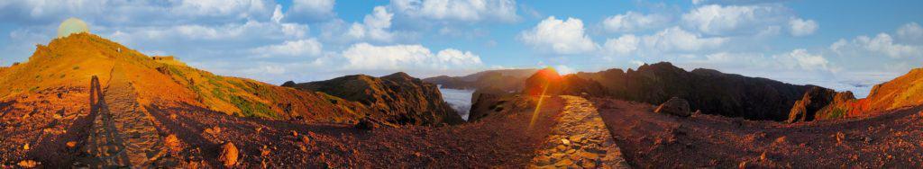 Pico do Arieiro Bild: Molch-Entertainment CC0