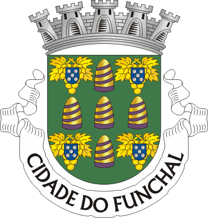 Wappen von Funchal